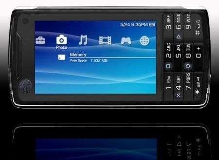 Sony Ericsson PSP Phone davvero in arrivo?