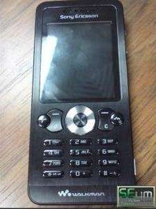 Sony Ericsson W302 Feng