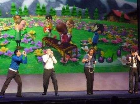 Wii Music: suona con Wiimote, Nunchuck e Balance Board