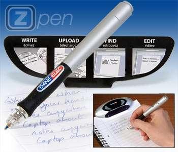 Zpen: penna digitale che scrive ovunque