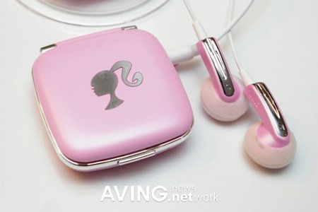 1barbie mp3 player