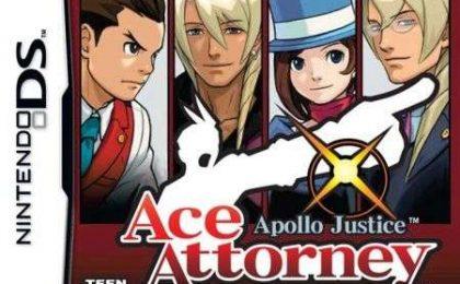 Ace Attorney: Apollo Justice! Che sia fatta giustizia!