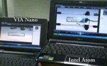Via Nano versus Intel Atom