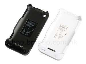 Brando iPower: batteria 2400mAh per iPhone 3G con speaker integrati