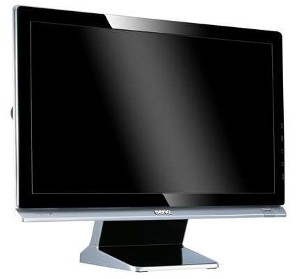 BenQ G900HD: green monitor