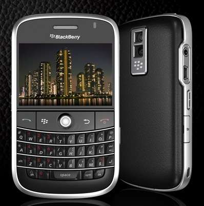 BlackBerry Bold 9000 in video