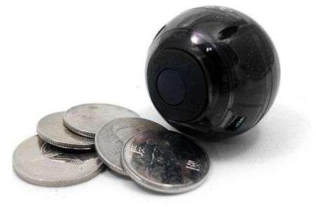 Camball: microcamera a sfera