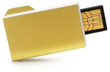 Art Lebedev Folderix, la cartella USB