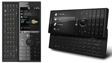 HTC S740 con doppia tastiera
