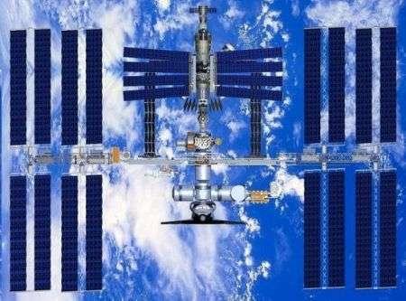 ISS: un virus arriva alla stazione spaziale Internazionale!