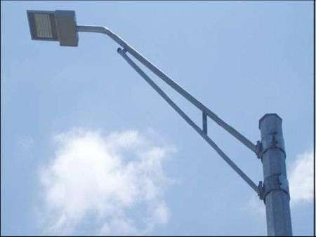 NYC: illuminazioni stradali LED