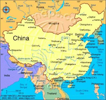 Cina: quest'anno produrrà 605 milioni di cellulari