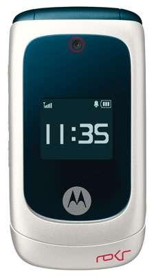 Motorola EM28 clamshell