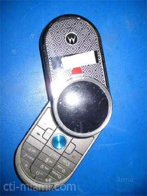 Motorola V70 Retro, singulto di passato