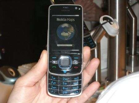 Nokia 6210 Navigator debutta in India