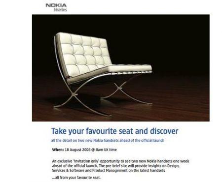 25 Agosto: presentazione nuovi Nokia N79 e N85?