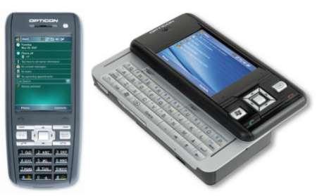 Opticon H19 e H16 Windows Mobile