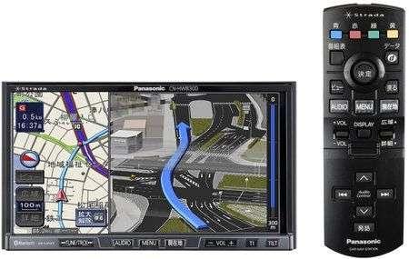 Panasonic CN-HW830D e il nuovo sistema di navigazione