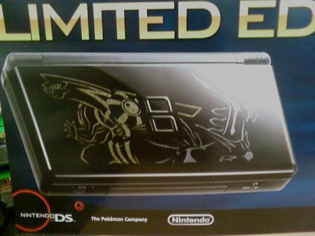 Pokemon DS Lite special edition