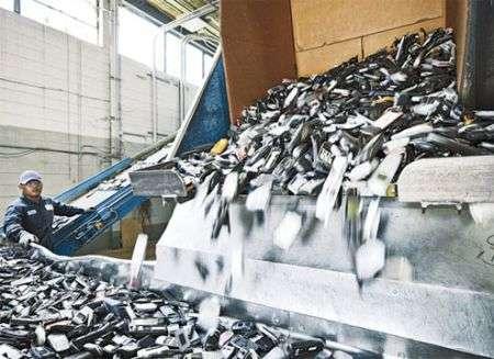 ReCellular: ecco come si riciclano i cellulari