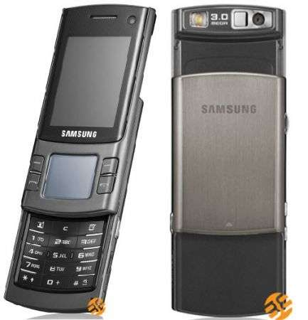 Samsung S7330 Soul Minore