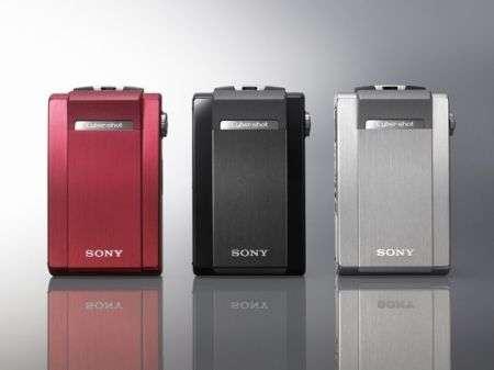 Sony Cybershot T500 registra anche in HD