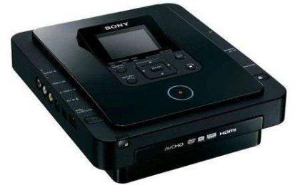 Sony DVD recorder VDR-MC10
