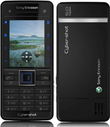 Sony Ericsson C902 James Bond Edition!
