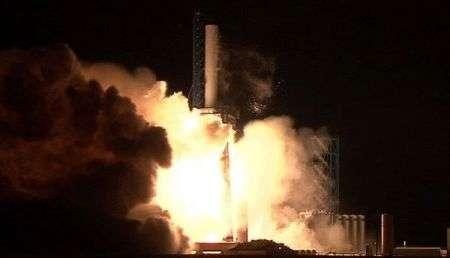 SpaceX Falcon 9 non fallisce il lancio statico