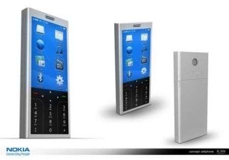 Concept Nokia di Ulisses Gardim