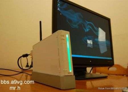 Wii PC: curioso Casemod