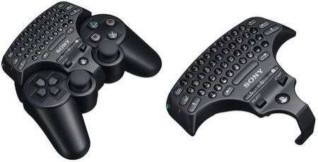 Tastiera Qwerty Wireless per PS3