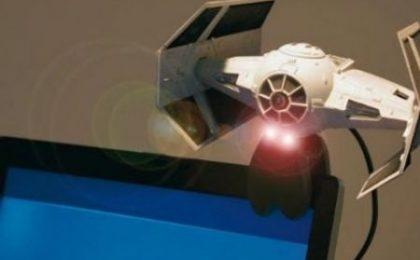Imperial TIE Fighter Webcam