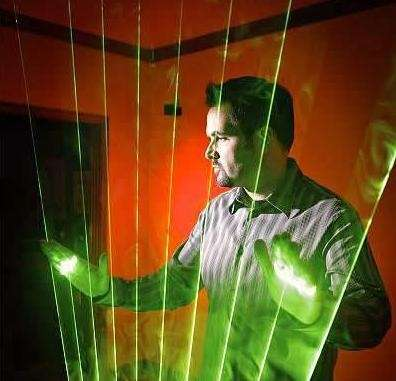 Arpa Laser, ecco come si costruisce