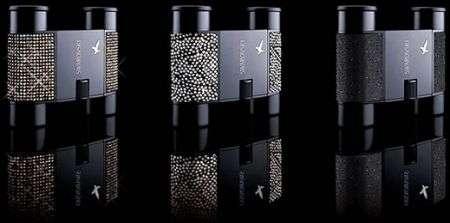 Crystal Pocket Binoculars: binocoli preziosi