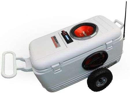 BoomCooler: portabibite stereo!