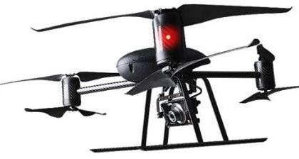 Draganflyer X6: elicotterino con videocamera ad alta definizione
