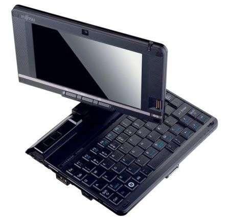 Fujitsu LifeBook U2010 avrà il GPS