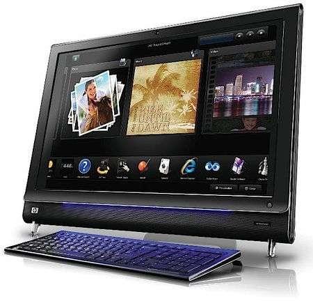 HP Touchsmart IQ800