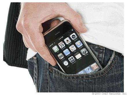 Il telefono acceso in tasca porta sterilità?