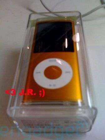 iPod Nano 4G eccolo