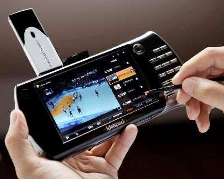 Lenovo IdeaPad U8 MID esce in Cina