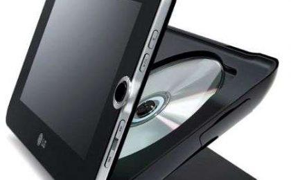 LG DP889: portafoto con lettore DVD