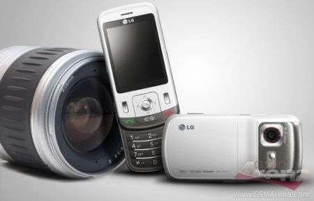 LG KC780 il più sottile da 8 megapixel