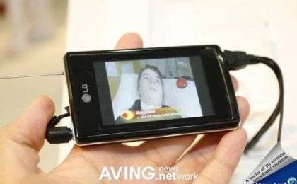 LG T80 PMP con Tv digitale