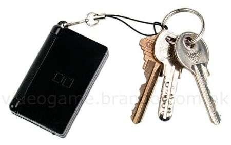 Mini PSP e DS Lite portachiavi con luce
