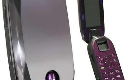 Motorola Motojewel, il ciottolo prezioso