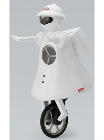 Robot sul monociclo