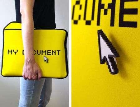 My Documents: lo sleeve per portatili più bello
