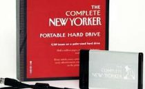 The New Yorker: tutti i numeri su un HDD